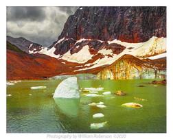 Glacier, Ice