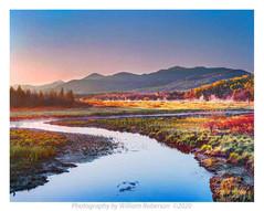Sunrise, McKenzie Range