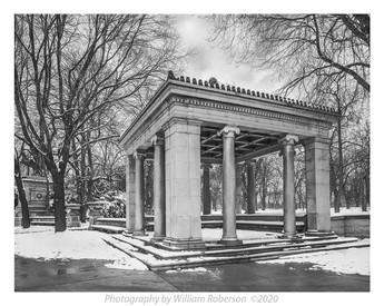 Bandshell, Prospect Park, Winter
