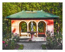 Garden House, Vanderbilt