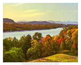 Hudson River View, Vanderbilt Estate