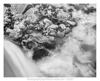 Base of Falls #2