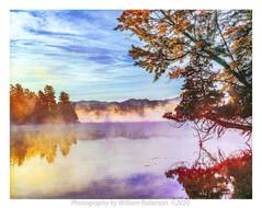 Sunrise, Second Pond