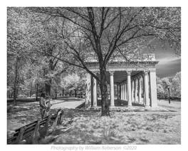 Bandshell, Saxophonist, Prospect Park