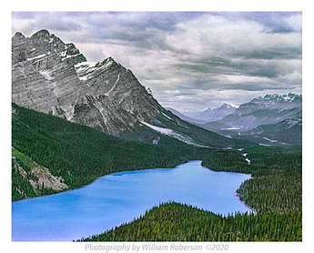 Maligne Lake #6