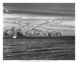 Sailboat, Lake Champlain