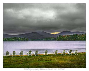Adirondack Chairs, Long Lake