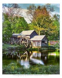 Mill, Blue Ridge #2