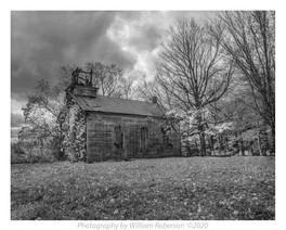 Church Ruins, Albany County