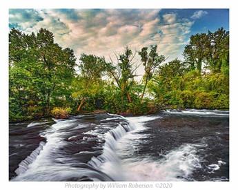 Rapids, Three Sisters Islands