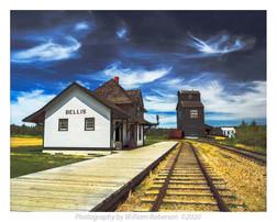 Bellis Train Station, Ukrainian Village
