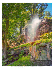 Waterfall, Innisfree