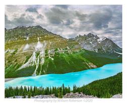Maligne Lake #5