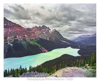 Maligne Lake #4