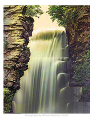High Falls, Chateaugay