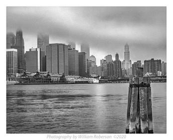 Fog, Lower Manhattan
