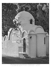 Chapel, Poros
