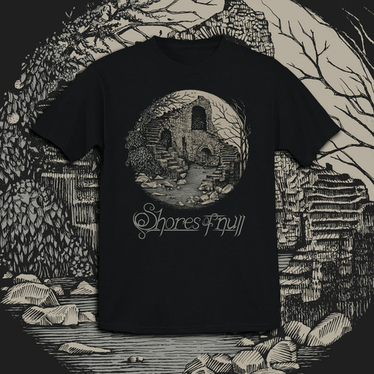Shores Of Null – 'Ruins Alive' T-Shirt