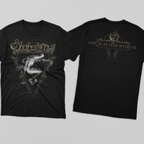 Shores Of Null – 'Life is at War' T-Shirt