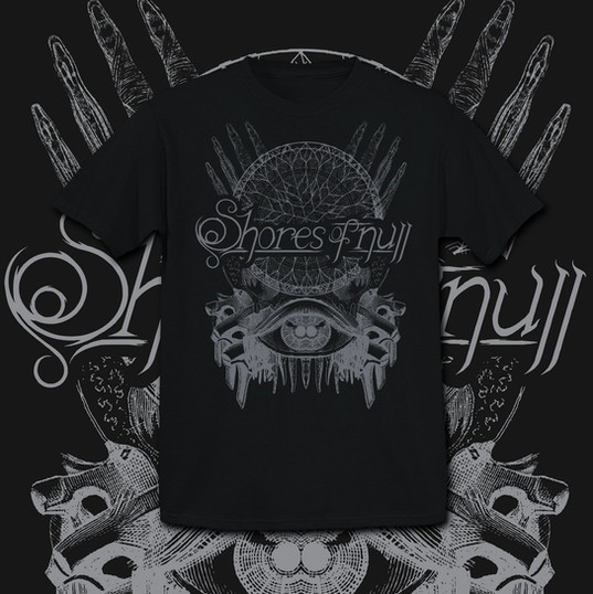 Shores Of Null – 'Kings Of Null' T-Shirt