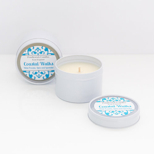 Coastal Walks Mini Candle