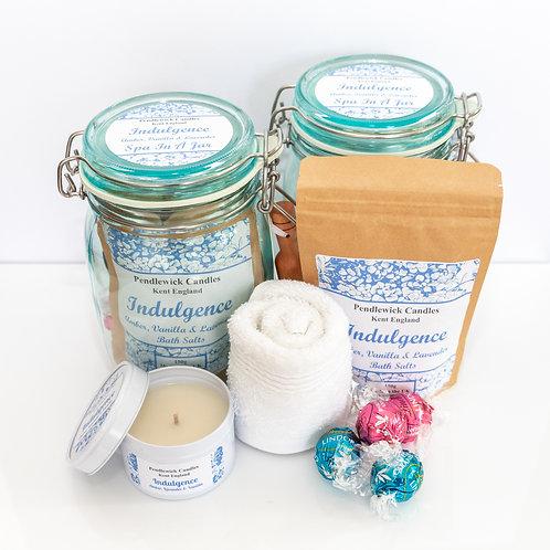 Indulgence Spa In A Jar