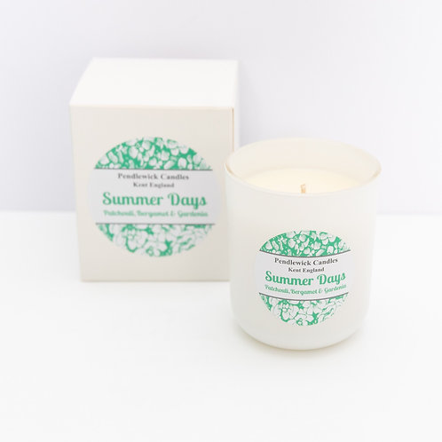 Summer Days Candle