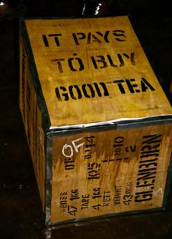 good tea, Darjeeling