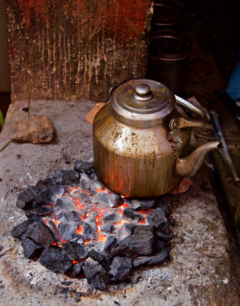 teapot, Varanasi