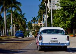on the road, Havana