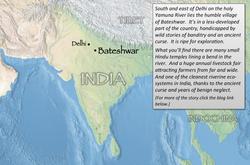 Bateshwar index map