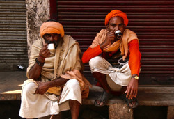tea for two, Delhi