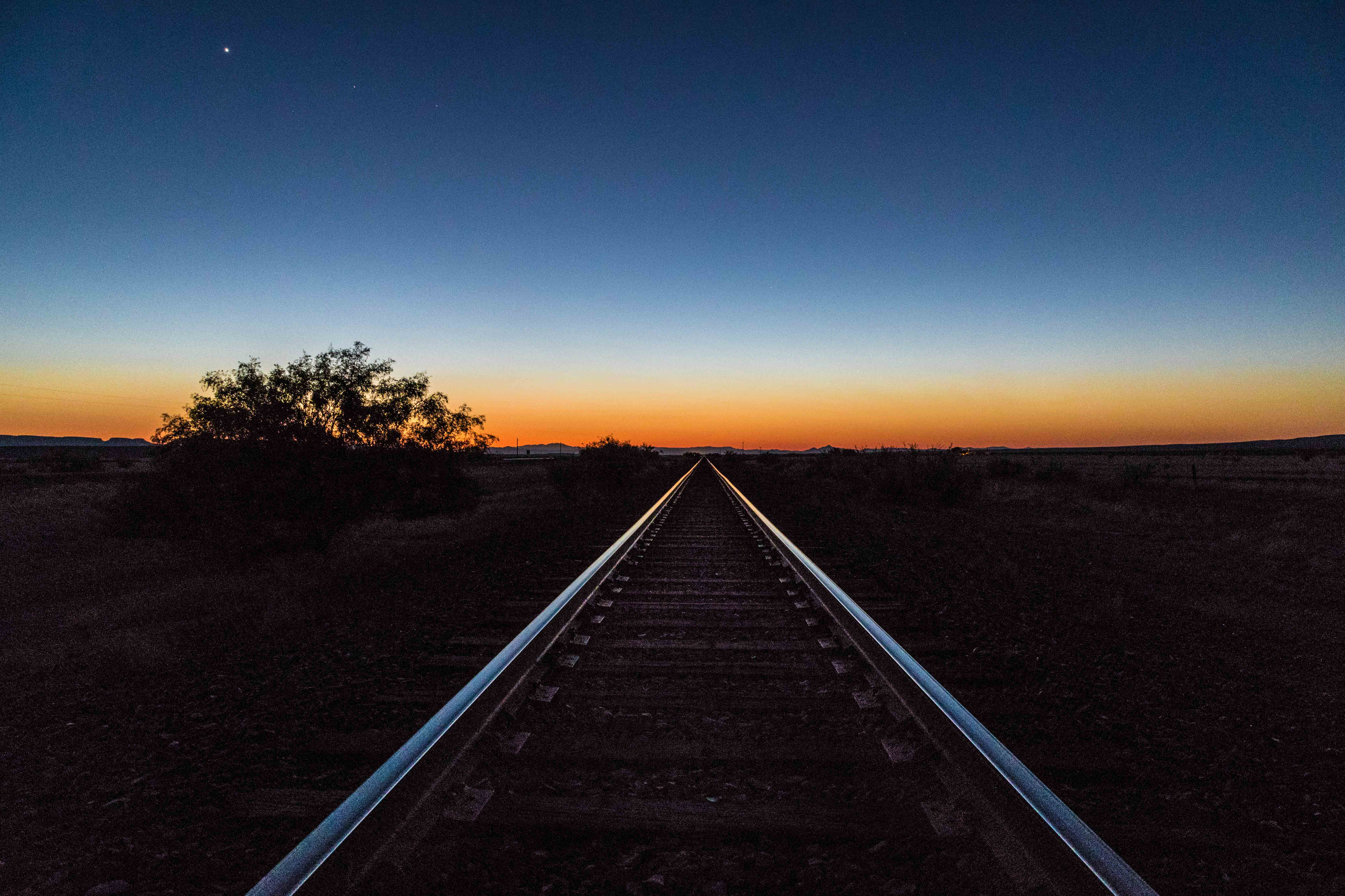 Vanishing Point, outside Marfa