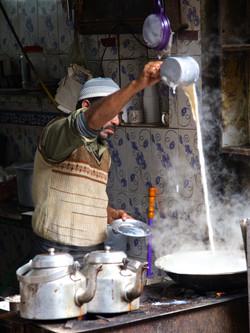 pour, Old Delhi