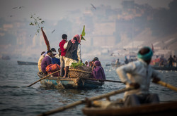 boat to market