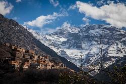 Atlas Mtns remote village