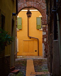 Verona - alley