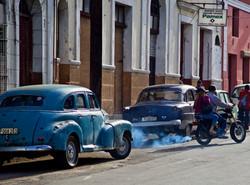exhaust, Cienfuegos