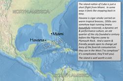 Cuba index map