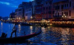 night lights, Venezia