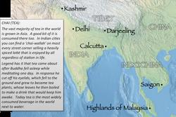 chai index map & summary