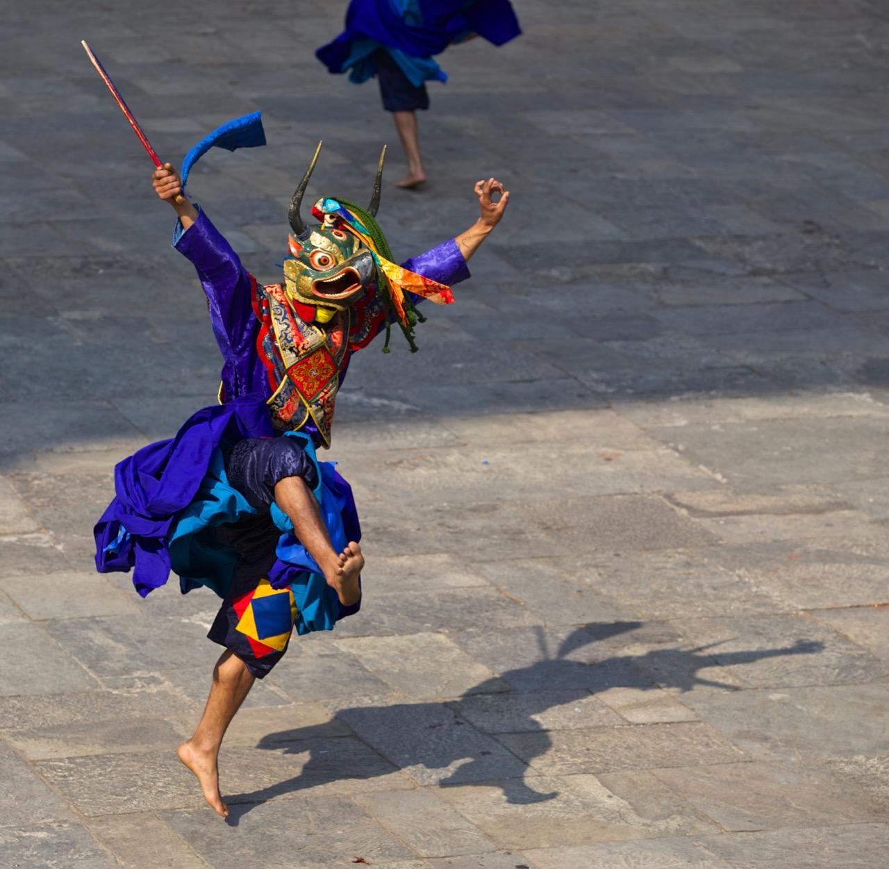 Garuda dancer