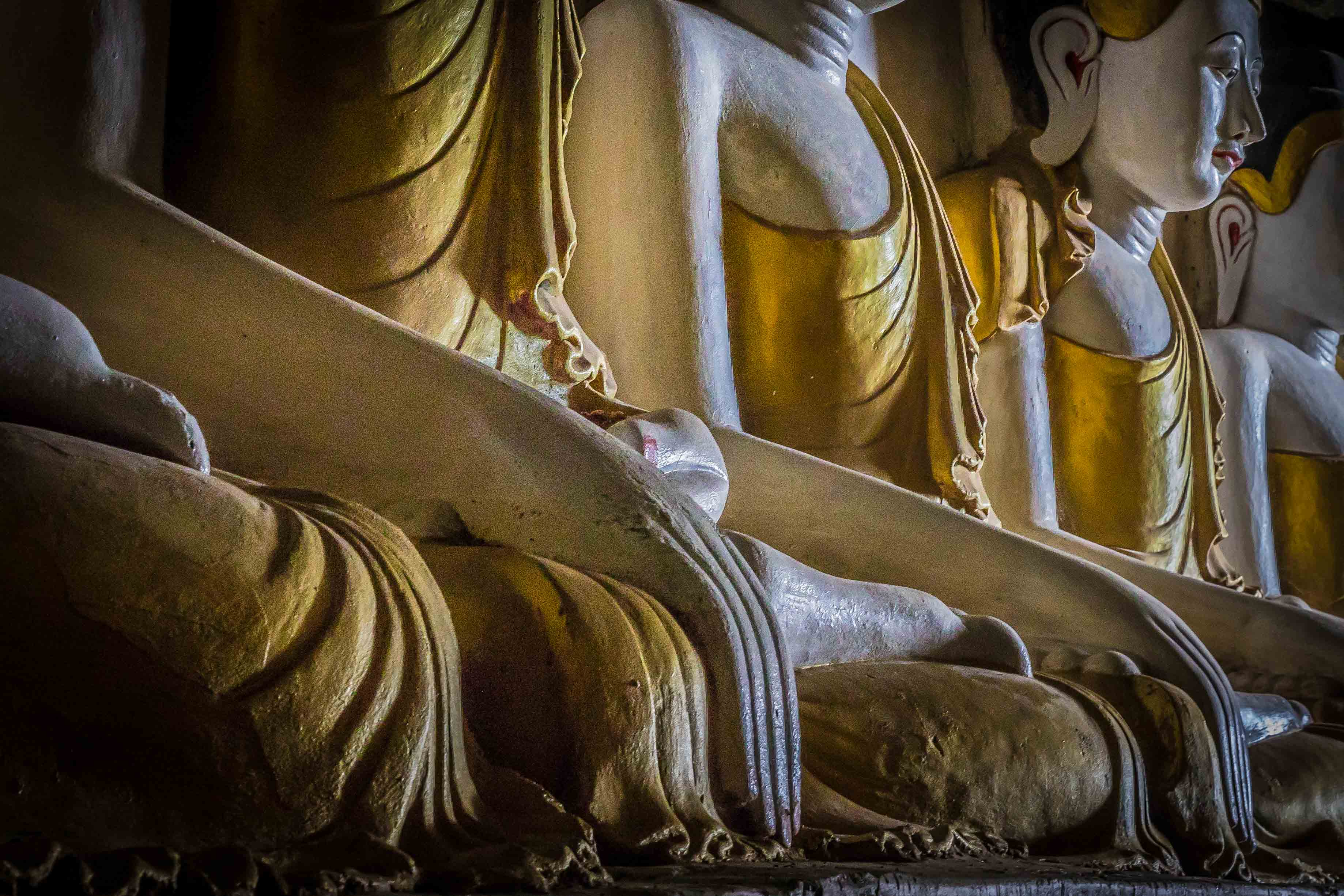 Earth-Witness Buddhas, Yathe Pyan Cave