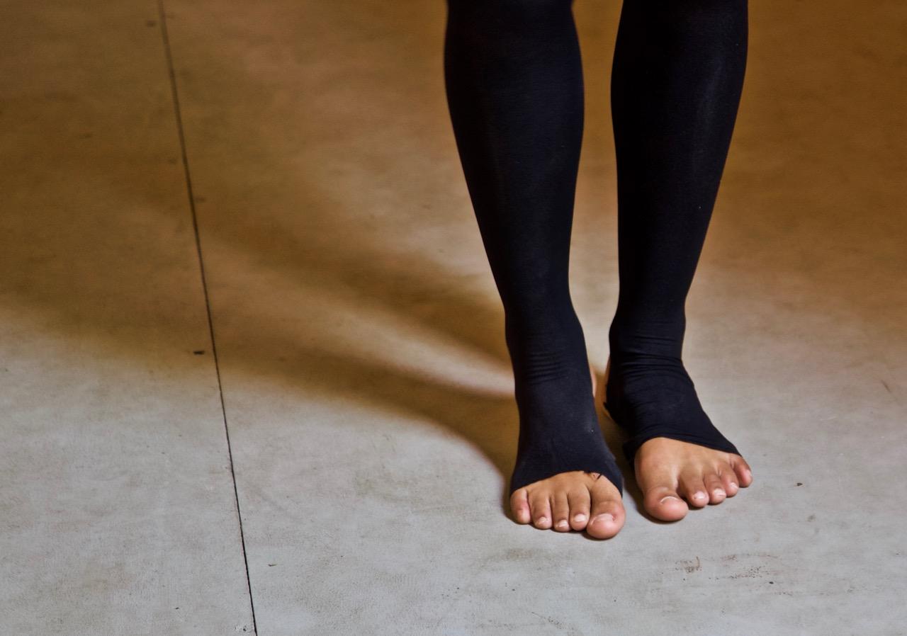 dancer's feet, Isla de la Juventud