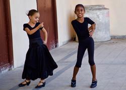 young dancing duo - Havana