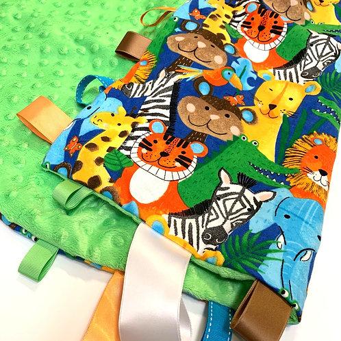 Taggie Blanket -Serengeti