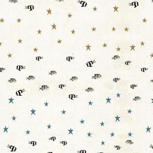 stars and fish stripes