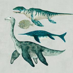 Marine Dinosaurs 3