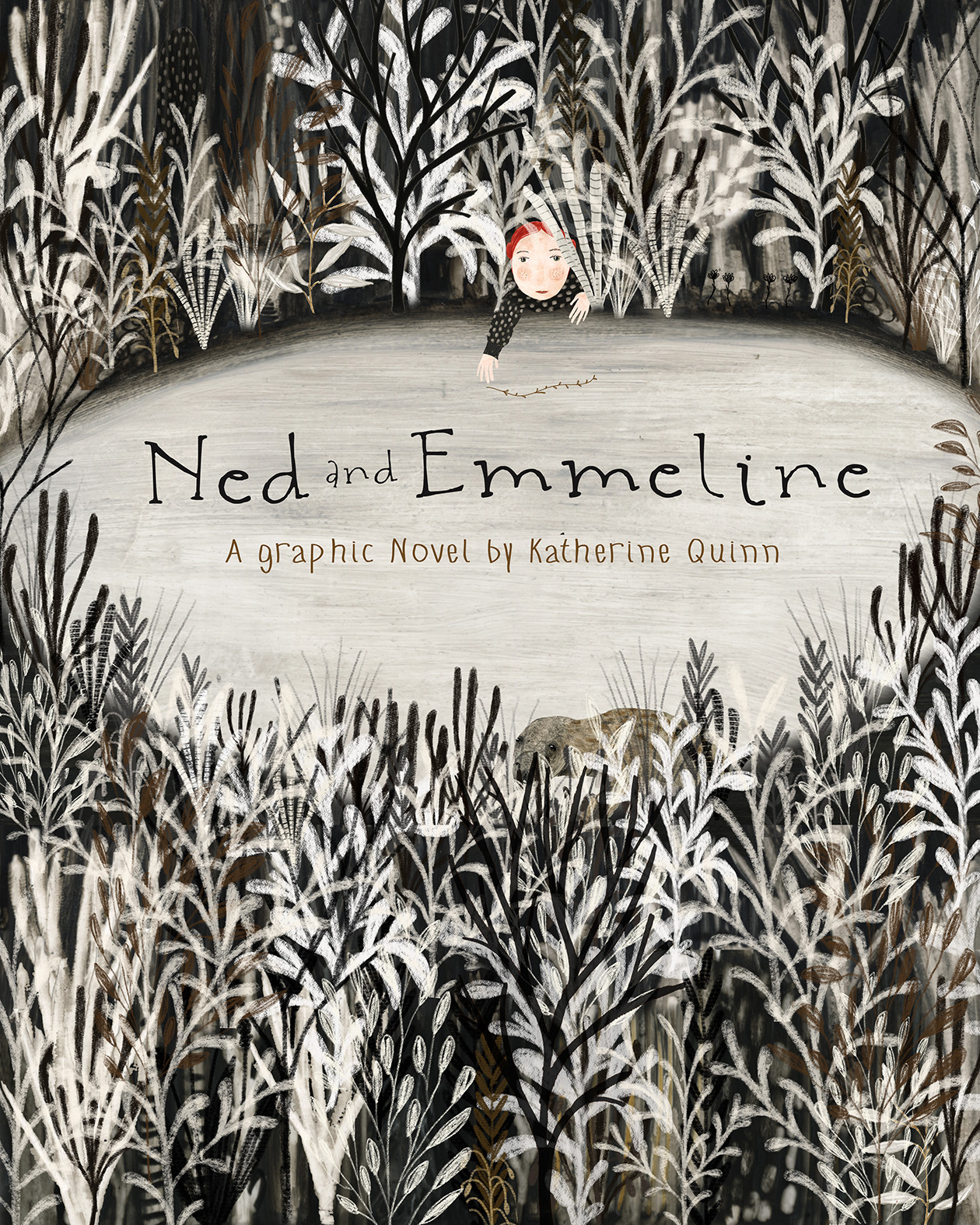 Ned and Emmeline cover