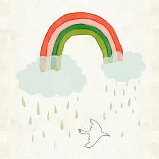 Albie's rainbow